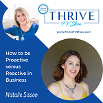 THRIVE TV - Lauren Parsons with Natalie Sission