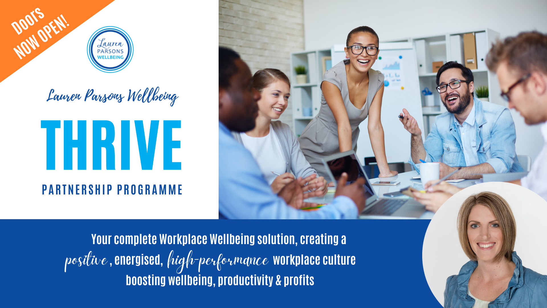 THRIVE Partnership Programme with Lauren Parsons Wellbeing (2)