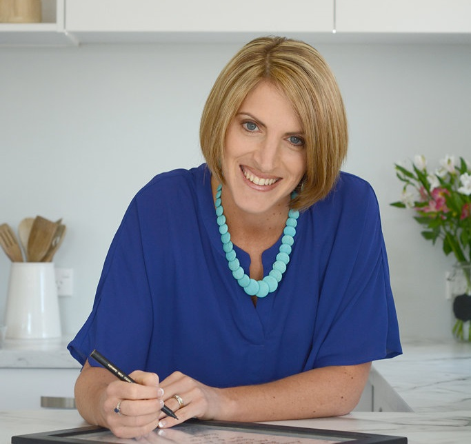 Lauren Parsons Wellbeing Specialist - Author of real food less fuss